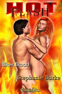 Biker Broad