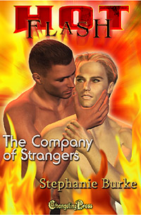 In the Company of Strangersby Stephanie Burke