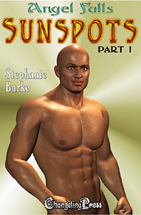 Sunspots Part One (Angel Falls 4) by Stephanie Burke