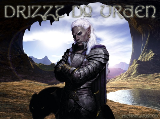 Drizzt_Do_Urden_wallpaper