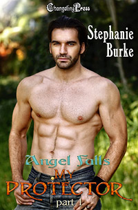 My Protector Part One (Angel Falls 6) by Stephanie Burke