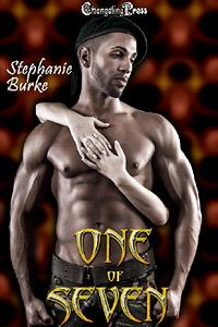 One of Seven (Legendary 1) by Stephanie Burke