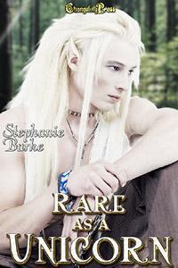 Rare as a Unicorn (Angel Falls 5) by Stephanie Burke